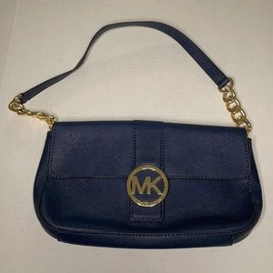 Michael Kors Navy Blue Bag
